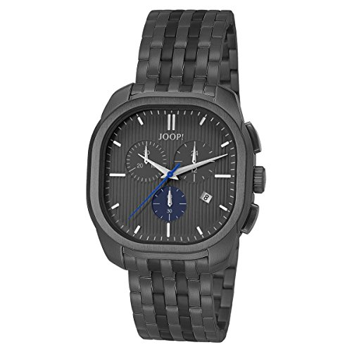 Joop. timewear Montre pour Homme Quartz Chronographe Acier Inoxydable Revêtement jp101811005