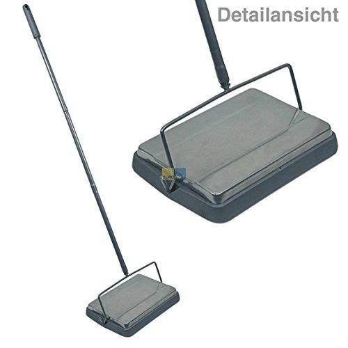 feitic Eira Compact Plus Barredora para alfombra y suelo duro, sin...