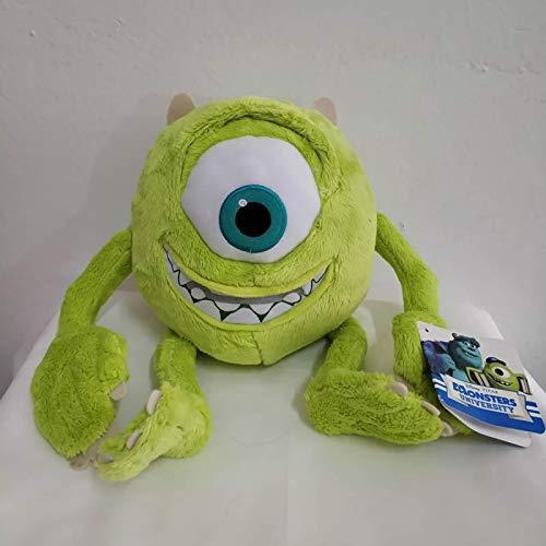 xuritaotao Monster Inc Mike Wazowski Plüschtier Monster University Gefüllte Weiche Junge Puppe Für Kinder Geschenk 28 cm