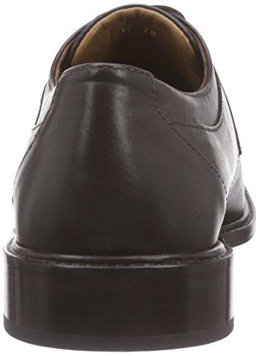 Manz - Terni, Scarpe stringate Uomo Marrone (marrone (testa di moro 187))