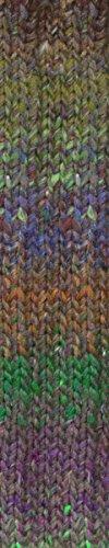 Noro Mirai Farbe 14, grün kupfer violett, 100g, 300m