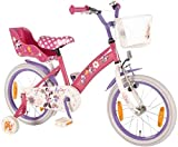Disney Volare31426 14-Inch Volare Minnie Mouse Bow-Tique Deluxe Girls Bicycle