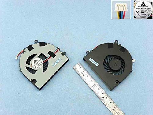 Kompatibel für MSI A6405, 6400, CX640, CR640, M2420 Lüfter Kühler Fan Cooler Msi Amd Notebooks