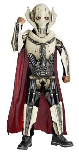 Rubie's Costume Co Star Wars Deluxe General Grievous Costume One Color Medium