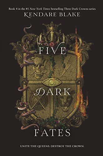 Five Dark Fates (Three Dark Crowns Book 4) (English Edition)