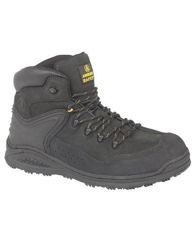 Amblers-Safety FS70C botte Hommes Bottes Steel Orteil Cap cuir unisexe travail Taille Black