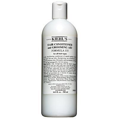 Kiehl's Conditioner & Toilettage Aide Formule 133, 500 ml