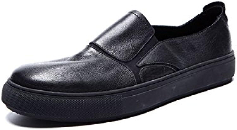 Fashion Le Fu/Schuhe für Herren/Casual Schuhe/ atmungsaktives Leder Modeschuhe