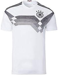 HomJo Camiseta de Fútbol de visitante de Jersey 2018 de la Copa Mundial de Fútbol de