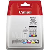 CANON Blister Ink Cartridge - Cyan, Magenta, Yellow and Black