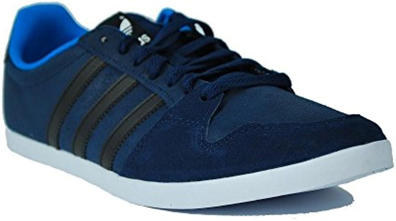 adidas Adilago Low M25798 Herren Sneakers/Freizeitschuhe/Low Top Sneakers Blau