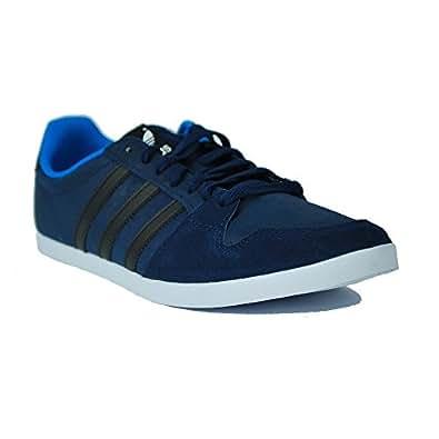 Adidas - Adilago Low - M25798 - Couleur: Bleu marine-Blanc-Noir - Pointure: 39.3