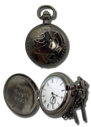 Fullmetal Alchemist Brotherhood - Ed. Pocket Watch
