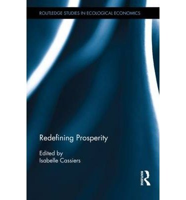 [(Redefining Prosperity)] [ Edited by Isabelle Cassiers ] [October, 2014]