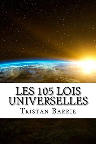 Couverture du livre Les 105 lois universelles