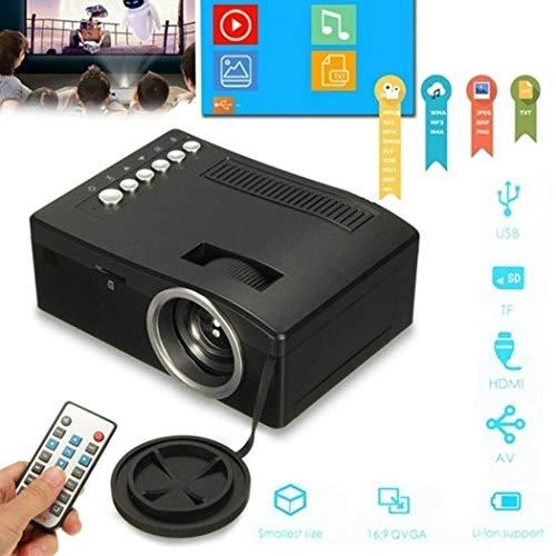 Mini videoproiettore Portatile uso domestico