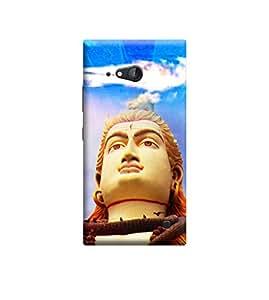 Ebby Premium 3d Desinger Printed Back Case Cover For Nokia Lumia 730 (Premium Desinger Case)