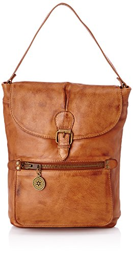 C.oui Copenhague 9, Damen Tasche, Braun (antiquated), One Size