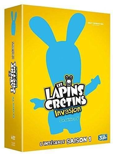 Les Lapins Crétins : Invasion - La série TV - L'intégrale saison 1