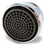 Atomizador ecológico para grifos rosca universal. Rosca macho de 24mm