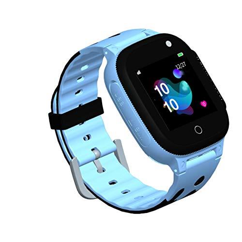 Reloj Inteligente para niños con GPS, Reloj Digital de Pulsera, teléfono SOS,...