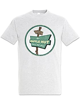 Urban Backwoods The Waffle Hut I T-Shirt – Tamaños S – 5XL
