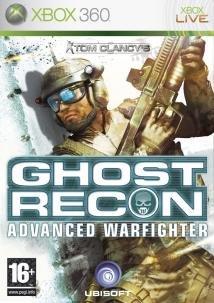 Ghost Recon Advanced Warfighter segunda mano  Se entrega en toda España