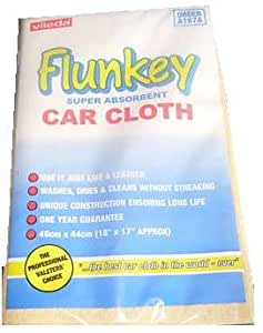 Flunky The Ultimate Synthetic Chamios Leather chamois
