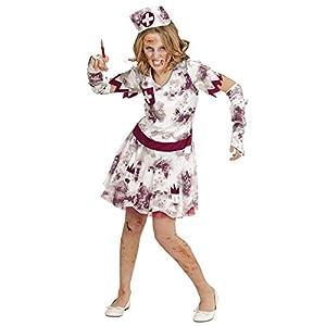 WIDMANN Disfraz Para Niños Zombie Enfermeras