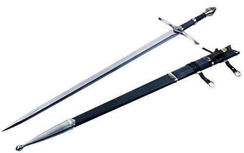 Schwert Ritter Chivalry - Aragorns Schwert - Filmschwert (Creed Tomahawk Assassins)
