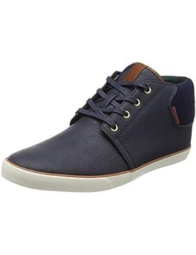 JACK & JONES Herren Jfwvertigo PU Sneaker Navy Blazer