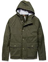 Timberland Herren Regenjacken Goose Eye MTN Jacket, grün
