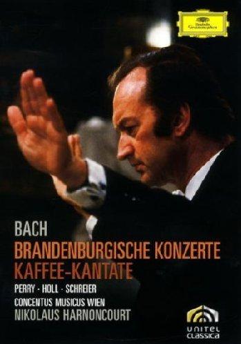 Bach, Johann Sebastian - Brandenburgische Konzerte (NTSC) [2 DVDs]