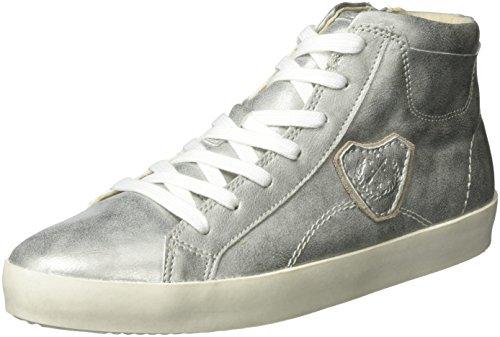 Jane Klain Damen 251 206 High-Top, Silber (Silver), 37 EU