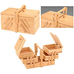 BBTradesales - Costurero (madera de pino)