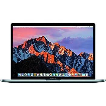 """Apple Macbook Pro - Ordenador portátil de 15"""" IPS con Touch Bar (Intel Core i7 quad-core, 16 GB RAM, 512 GB SSD, Radeon Pro 560 4GB GDDR5, macOS Sierra), color Space Grey -  Teclado QWERTY español"""