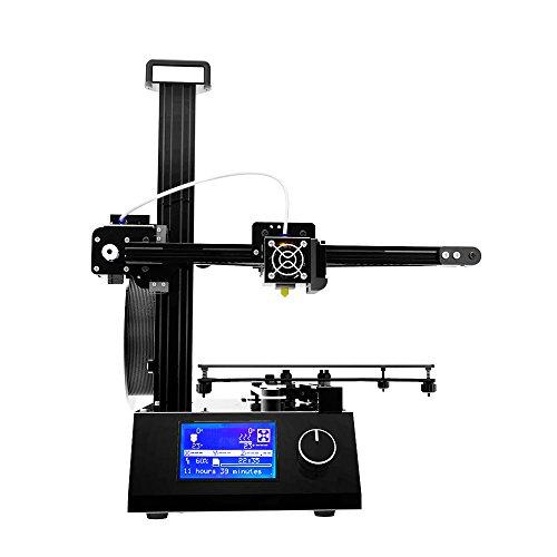 Tronxy Prusa i3 3D Drucker DIY Kit Full Metal Struktur mit MK3 Heatbed, Doppelventilatoren, HD LCD Display, Max Drucken Größe: 220 * 220 * 220 MM - 2