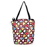 kemai Tote Picknick Organizer Shopping Handtasche Multifunktions Schulter...