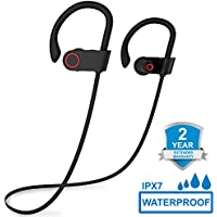 Auriculares Bluetooth 4.1, ARTHOME Auriculares Inalambricos, Auriculares Deportivos Bluetooth, Cascos Bluetooth Inalambricos,