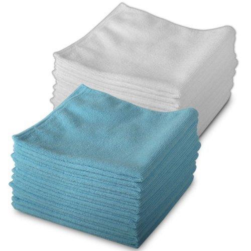 pack-de-10-panos-azules-y-10-blancos-de-microfibra-exel-magic-limpieza-sin-productos-quimicos-panos-