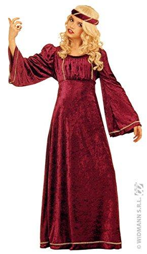 WIDMANN Juliet Giulietta Kids Costume 8-10 years (disfraz)
