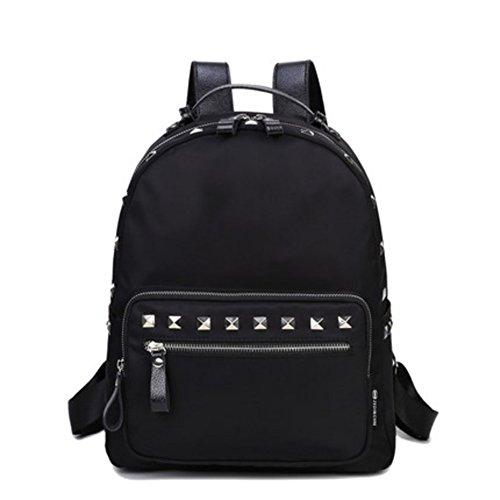 Rivetto zaino/Moda individualità svago bag/ minimalista borsa-A A