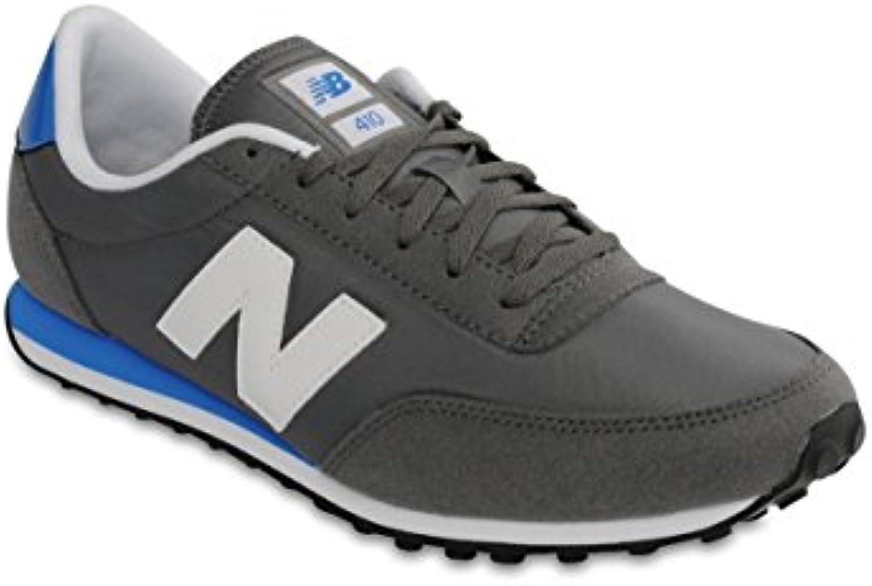 New Schuhe Balance U 410 GEB Schuhe New grey-blue - 46,5 6e4342