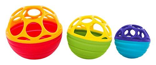 Oball, Spielzeug Bälleset zum Stapeln