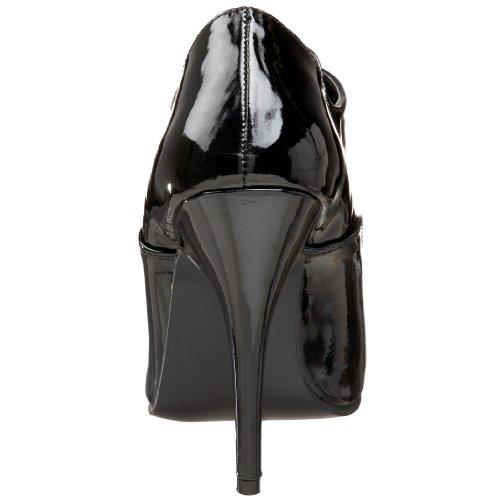 Pleaser Seduce-460, Bottes Classiques femme Vernis
