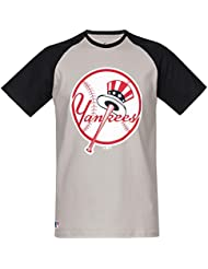 New Era MLB NEW YORK YANKEES Diamond Era T-Shirt, Größe:S