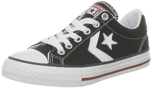 Converse  Sp Ev Canvas Ox,  Sneaker unisex bambino Black/White