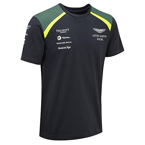 Aston Martin Racing Team Herren T-shirt 2017 L