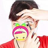 1set 3 Stile Augenbrauen Schablonen Grooming Stencil Kit MakeUp Make-Up Gestaltung DIY Schönheit Augenbraue Vorlage Schablone Werkzeuge