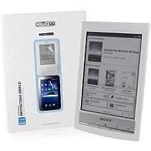 Cover-Up UltraView Protector de Pantalla Cristalino para Sony PRS-T3 / PRS-T3S Reader Lectores de eBook